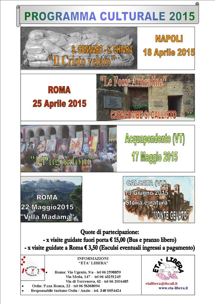 Programma 2 del 2015