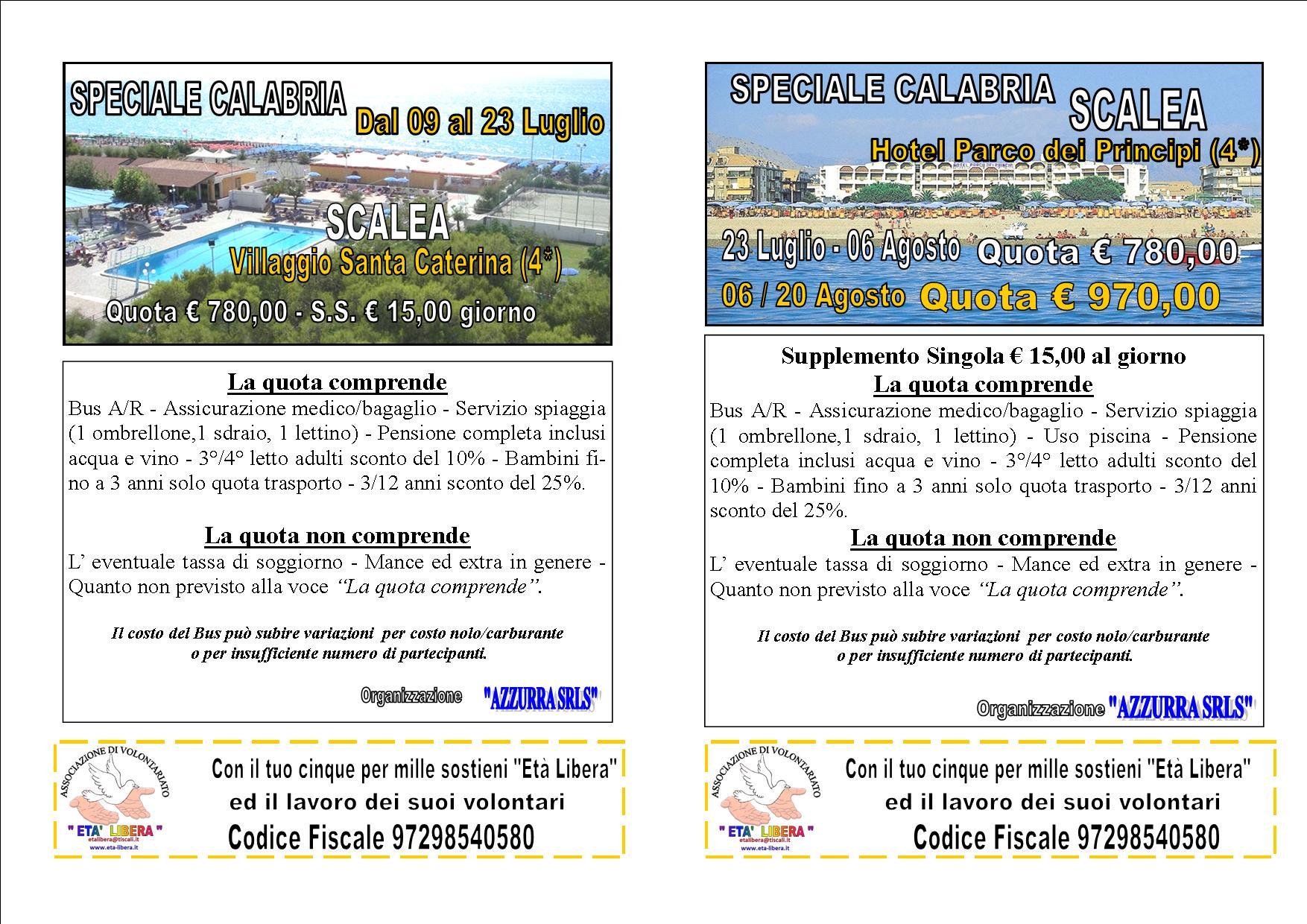 Beautiful Soggiorni Estivi Telecom Pictures - Idee Arredamento Casa ...