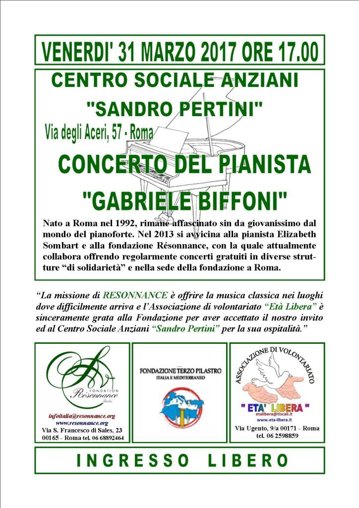 Concerto 2017 S.P.