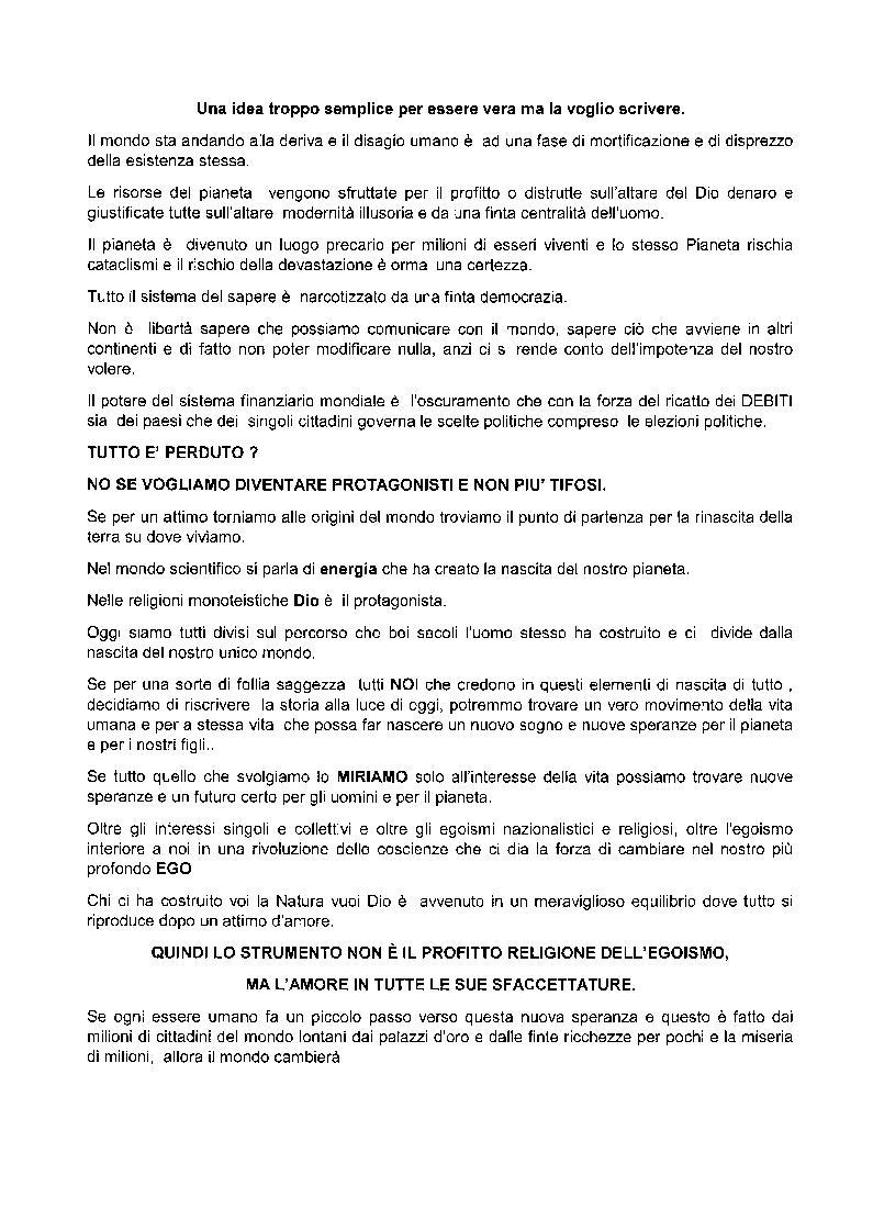 2017 agosto et libera for Denuncia redditi 2017