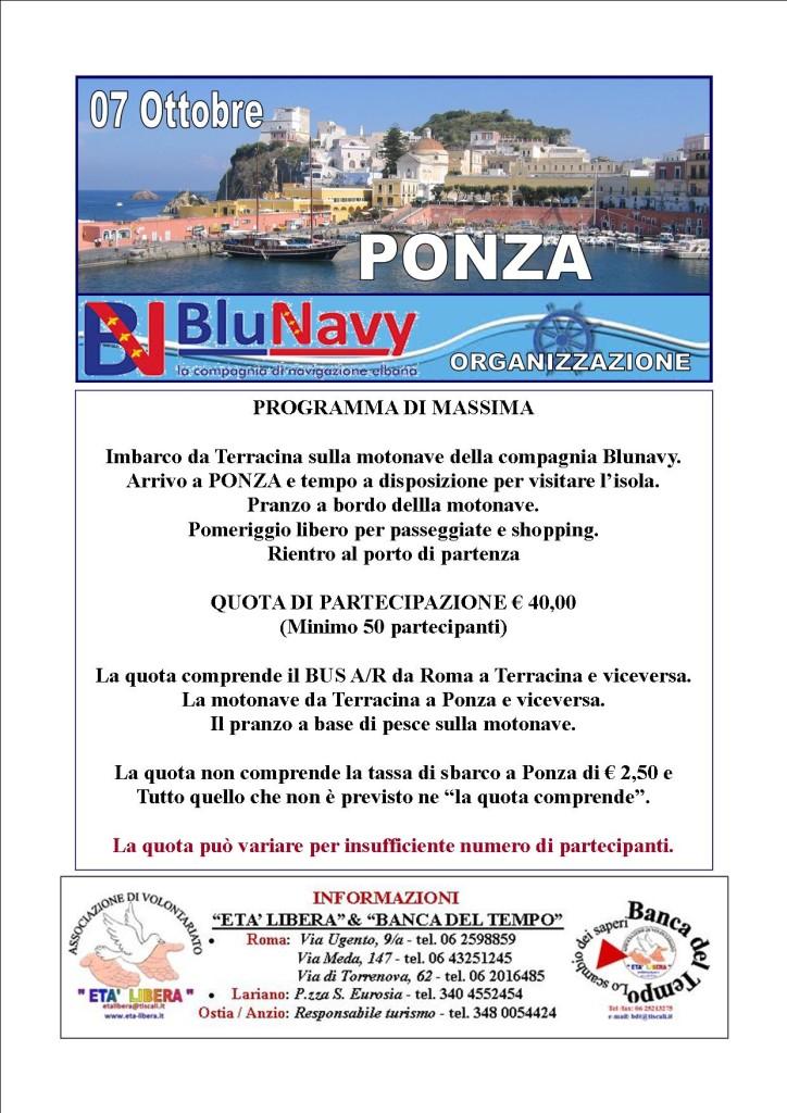 Ponza Provvisorio