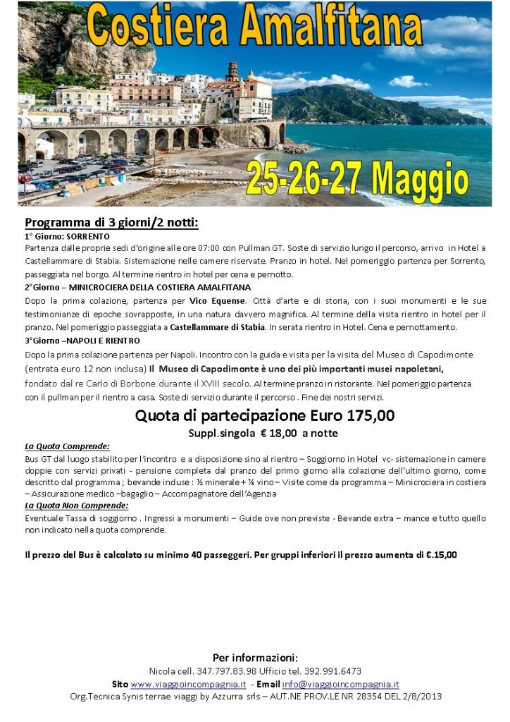 Costiera_Lazio_3notti_